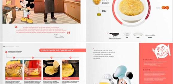 Libro de Recetas Te Cuento en La Cocina de Ferran Adrià