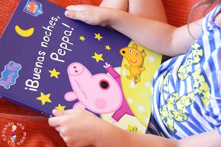 libros de peppa pig