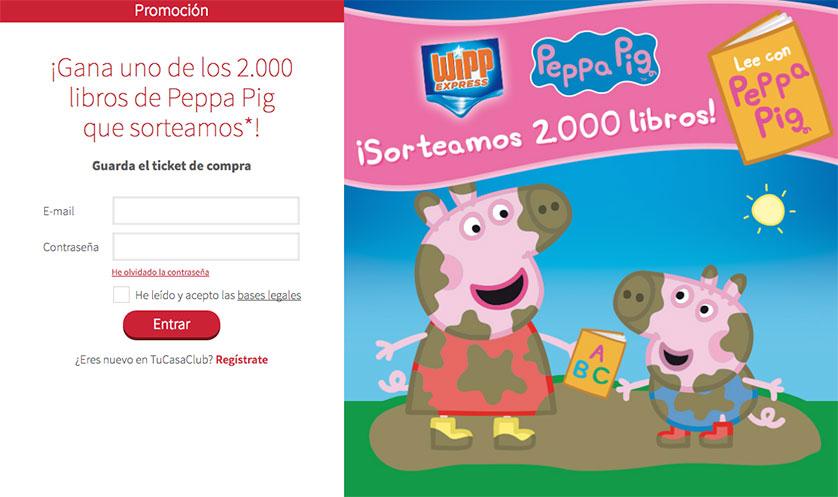 sorteo-libros-peppa-pig