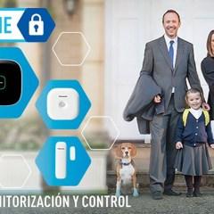 Sistema de Seguridad Smart Home Panasonic