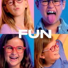 Nueva Campaña Óptica Univesitaria de Gafas para Niños