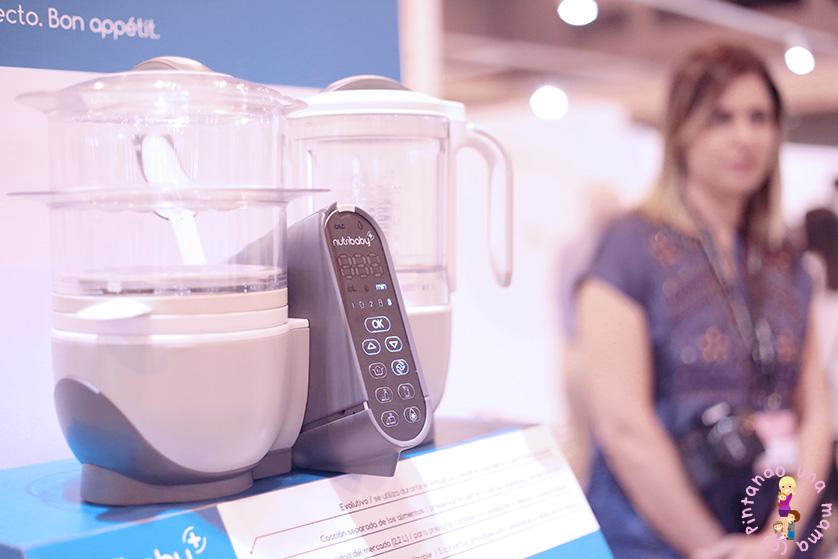 Nutribaby, el Robot de Cocina para Bebés de Babymoov - Pintando una mamá | Pintando una mamá