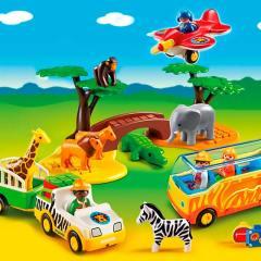 Gran Safari Africano de Playmobil