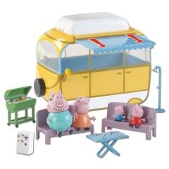 Colegio y Caravana de Peppa Pig