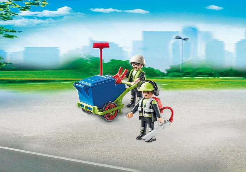 equipo-saneamiento-playmobil
