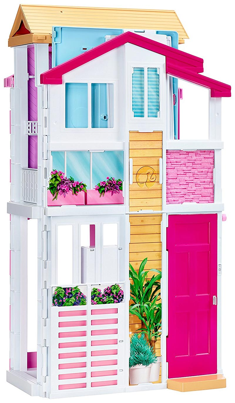 Súper casa de Barbie
