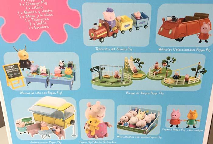 Divirtete con La Casa de Peppa Pig de Juguete  Pintando una mam
