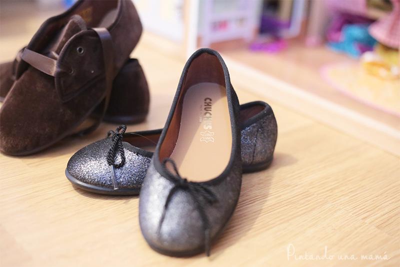 a4bdb90461d Zapatos Chuches para Niños - Pintando una mamá