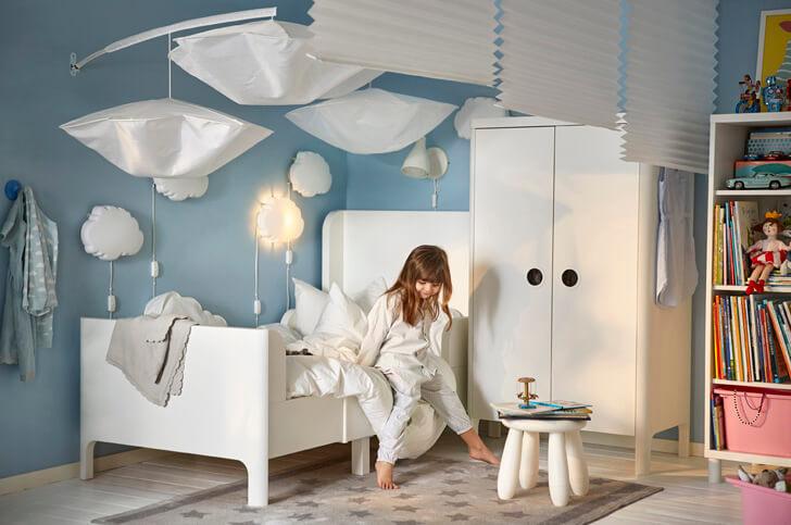 decorar la habitación