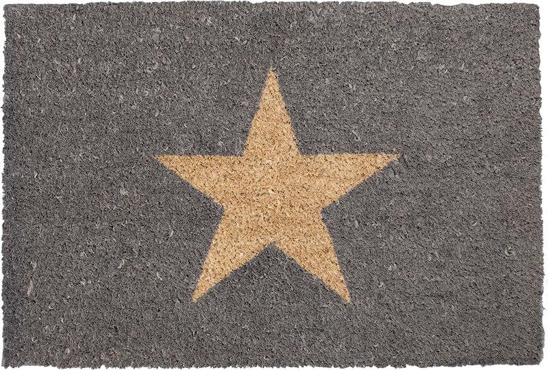 felpudo estrella
