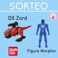 Nuevos Juguetes Power Rangers Movie de Bandai