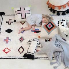 Nuevos Cojines Lavables Decorativos De Lorena Canals