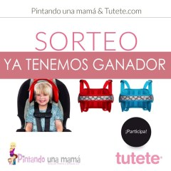Ganador Sorteo Dispositivo Nap Up de Tutete
