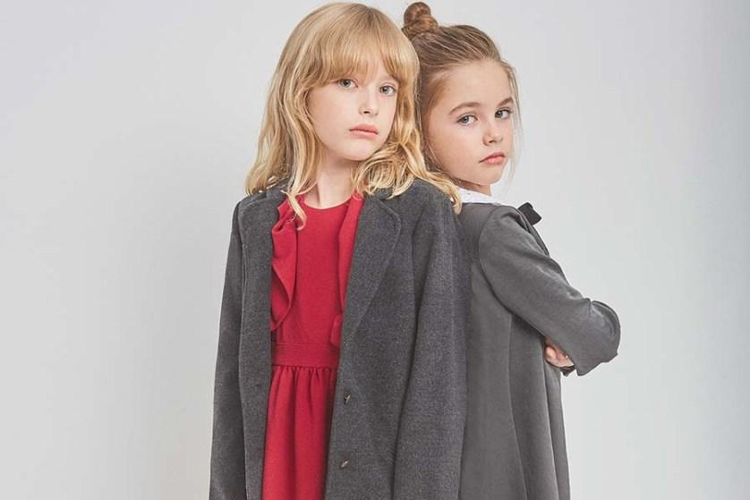 1c707af9b Tendencias en Moda Infantil para Niñas Moodblue - Pintando una mamá ...