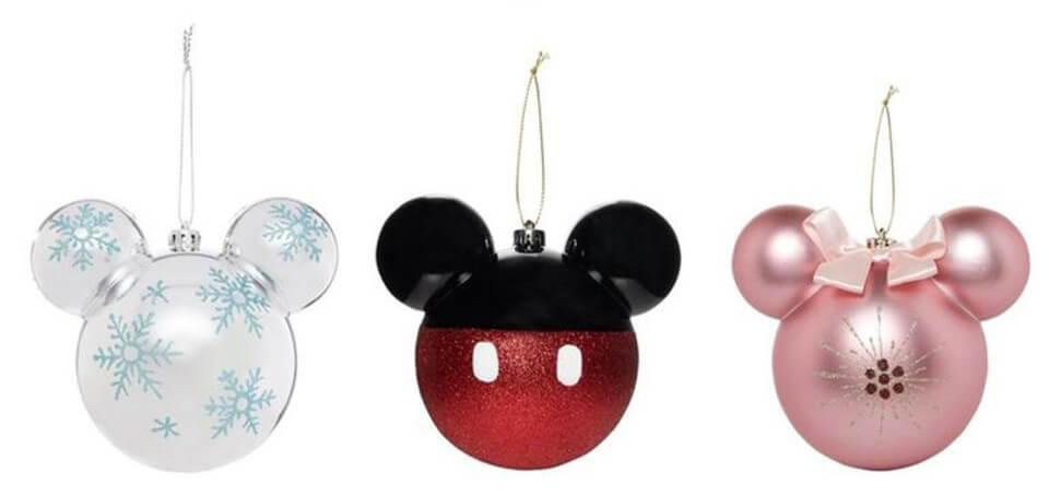 Bolas de Navidad de Disney en Primark Pintando una mam Pintando