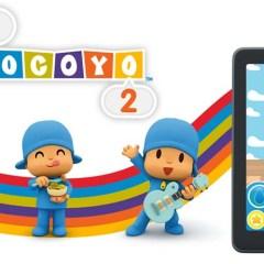 Nueva App para Niños Talking POCOYO 2