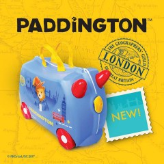 Maletas Trunki Paddington para Viajar
