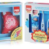 Cepillo y Dentífrico de Pocoyo y Peppa Pig
