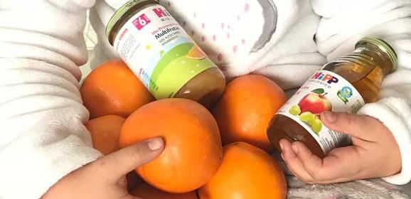 La mejor Alimentación Complementaria Infantil con Hipp Bio