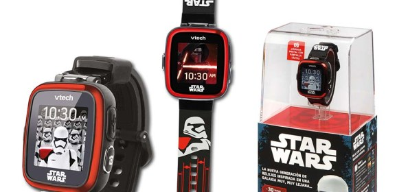 Reloj con Cámara Star Wars de VTech