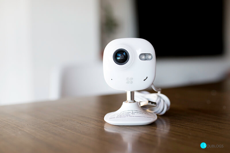cámara vigilabebés