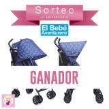 Silla De Paseo EasyWalker Bebé Aventurero – GANADORA