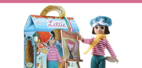 Novedades de las Muñecas Lottie