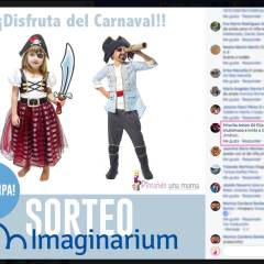 Carnaval con Imaginarium – GANADORA