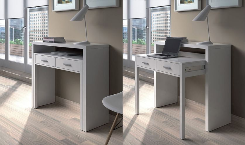mesa escritorio compacto