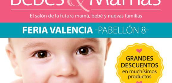 d39e707c9 Feria Bebés Mamás en Valencia 2018