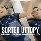 Camisetas Iguales Padres e Hijos de Uttopy