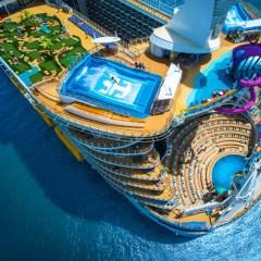 Symphony of the Seas – El Crucero Más Grande del Mundo