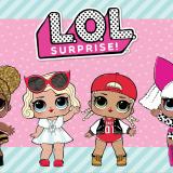Muñecas LOL para colorear