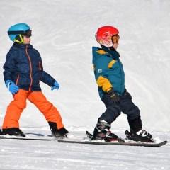 Haz que este año tus peques conozcan las bondades del esquí