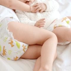 Pañales y productos para el cuidado del bebé de LILLYDOO