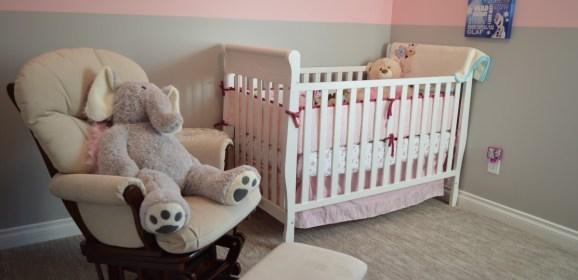 ¿Llega un nuevo bebé? Decora la habitación con estas ideas