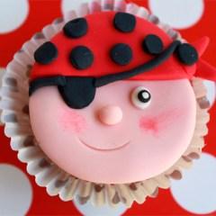 Cumpleaños Pirata paso a paso