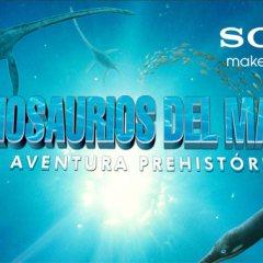 Dinosaurios del Mar: Una Aventura Prehistórica