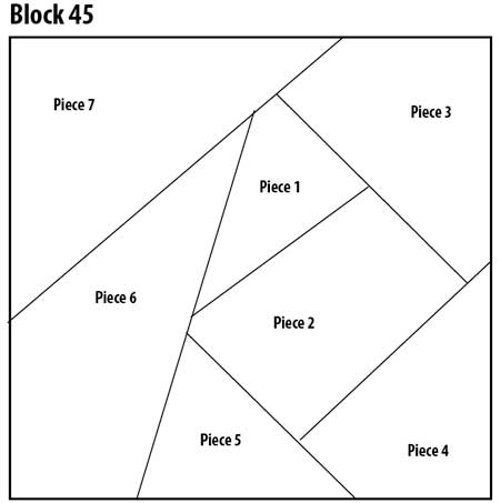 Introducing block 45 on the I Dropped the Button Box crazy