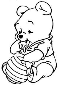 Dibujos bonitos Winnie Pooh - Imagui