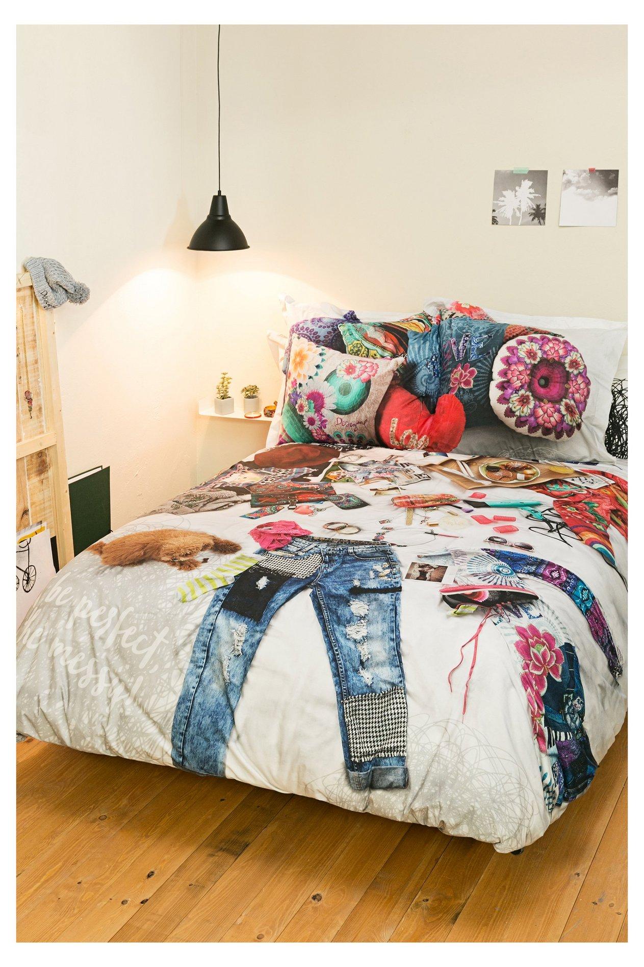 Messy Bed Desigual  Tienda de pinturas online