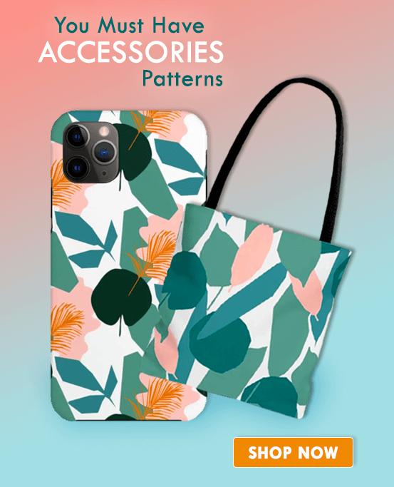 Patterns-ACCESSORIES-Pinteeshirt