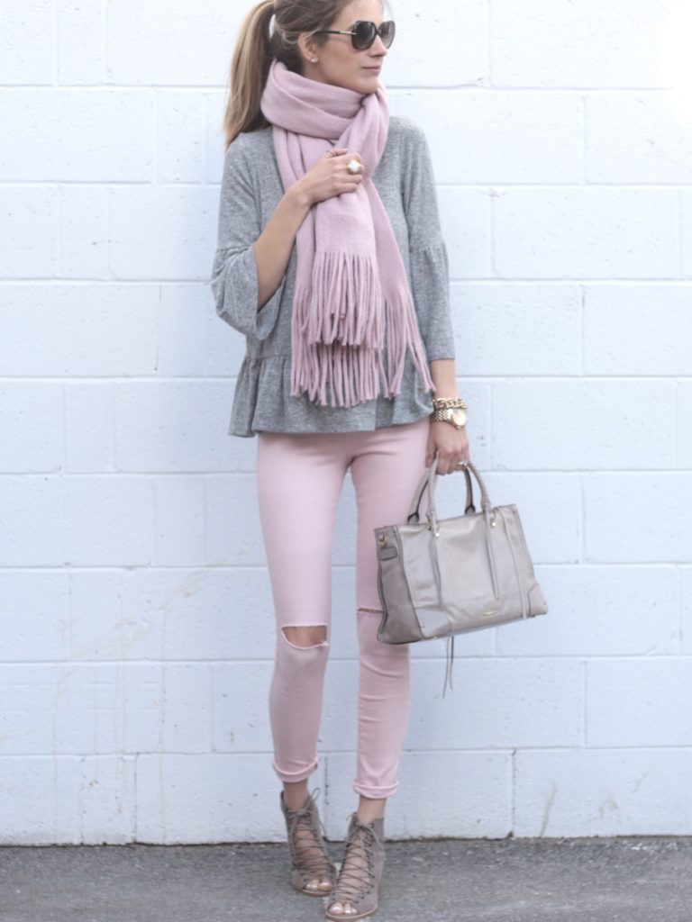 9 pink spring outfit
