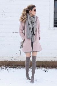 Casual Winter Dress and the Best Face Self Tanners to ...