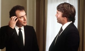 Harold Pinter and Melvyn Bragg