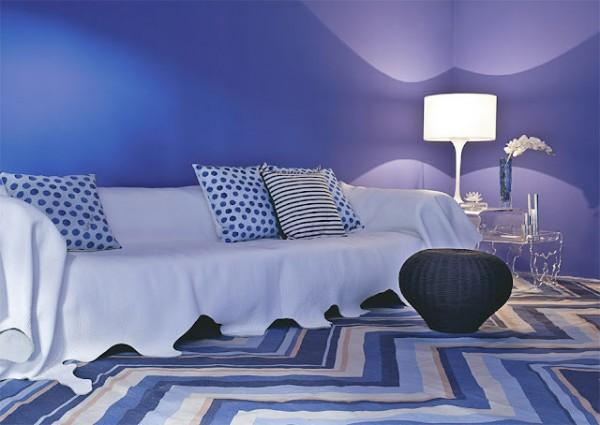 Distintos tonos de azul para pintar tu casa  PintoMiCasacom