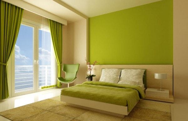 Pinta tu casa de verde pistacho  PintoMiCasacom