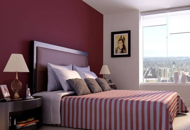 Ideas de colores para dormitorios matrimoniales