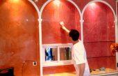 técnicas para pintar paredes