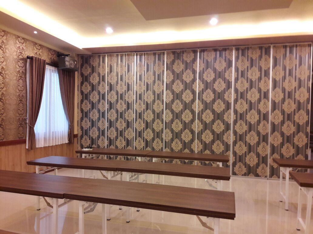 Design Partisi Ruangan